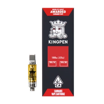 King Louis OG 1 Gram Vape Cartridge