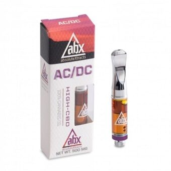 AC/DC Vape Cartridge