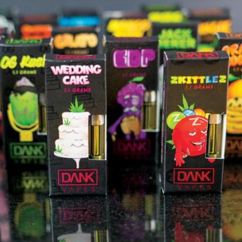 Dank Vapes Cartridges