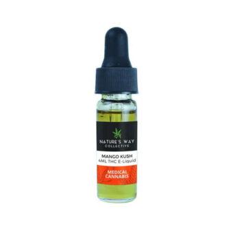 THC E-Liquid Mango Kush 4ml