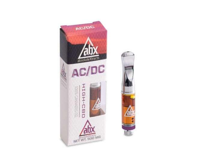 ACDC Vape Oil Cartridge
