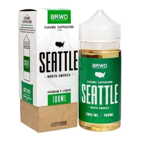 Seattle Brwd E-liquid