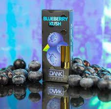 Dank Vapes Blueberry Kush