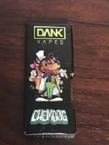 Dank Vapes Chemdog