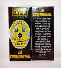 Dank Vapes LA Confidential
