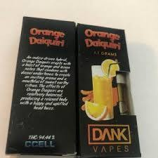 Dank Vapes Orange Daiquiri