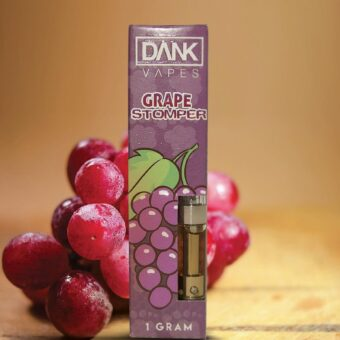 Grape Stomper Dank Vapes Flavors
