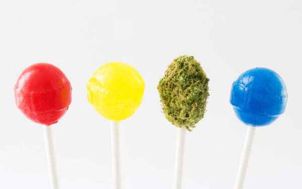 Thc Cannabis Lollipops